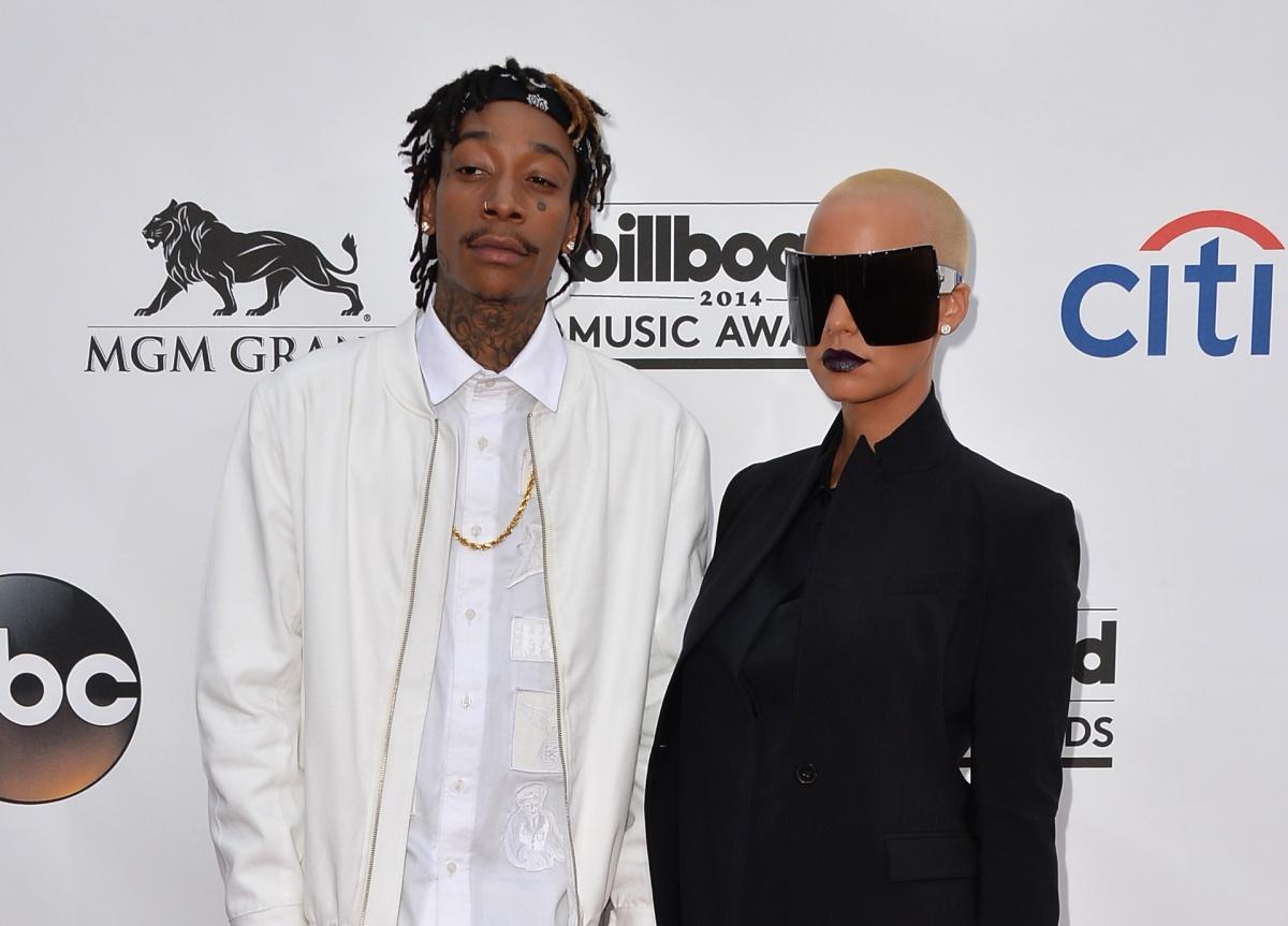 Kanye West tweets tirade at Wiz Khalifa