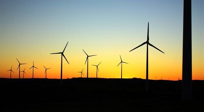 Development of AGL's Silverton Wind Farm development remains stalled as uncertainty around the Renewable Energy Target remains.