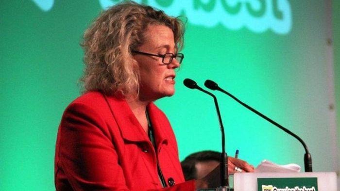 Barnaby Joyce accuser Fiona Simson
