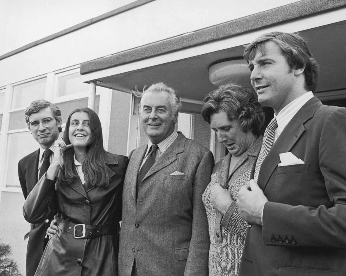 Fast facts: Gough Whitlam