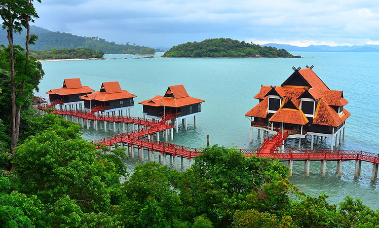 Overwater Bungalows In Malaysia Part - 36: Ten Sensational Overwater Bungalows