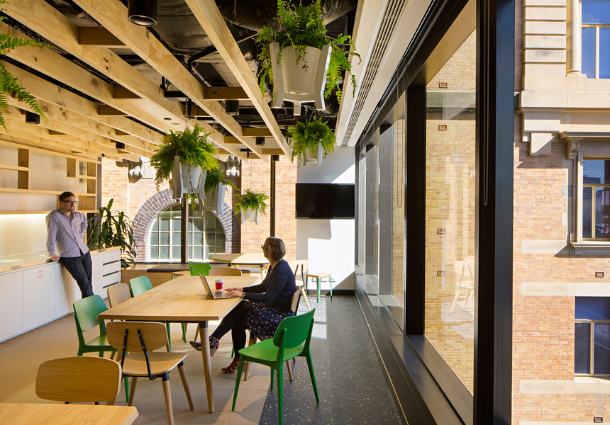 Job Envy Australia 39 S Best New Offices Indaily