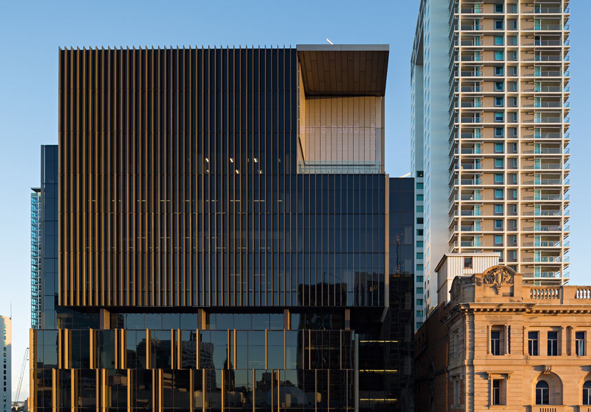 Job envy australia s best new offices the new daily for Architecture jobs adelaide