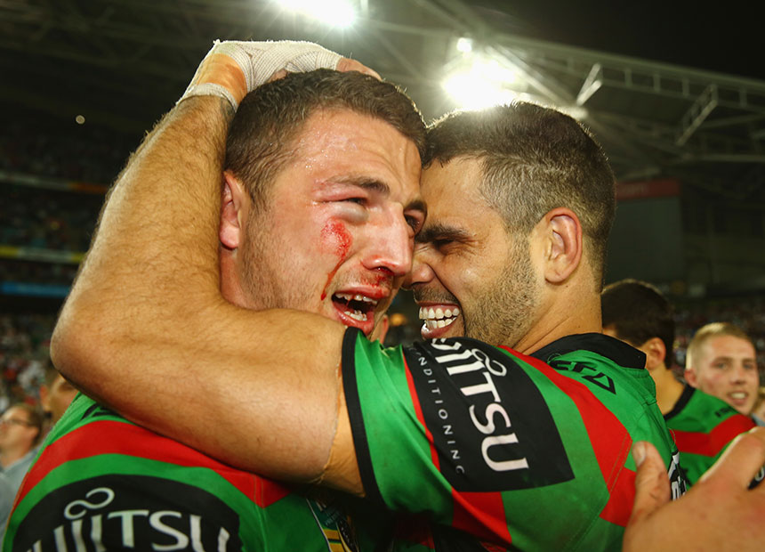Do the Rabbitohs have destiny on their side? Photo Getty