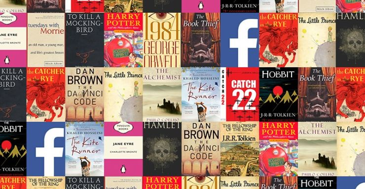 Facebook top 100 books