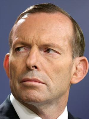 Prime Minister Tony Abbott. Photo: AAP