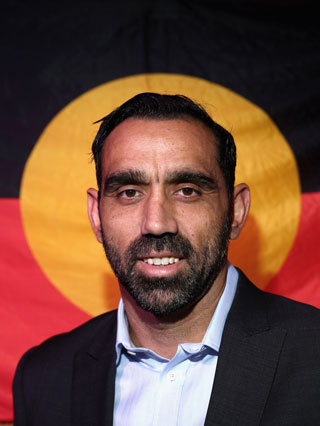 Professor Spurr mocked the choice of Adam Goodes as Australian of the Year.
