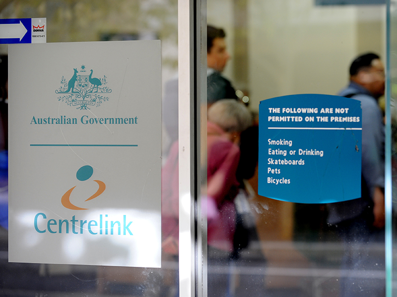 CENTRELINK OFFICE SYDNEY UNEMPLOYMENT FIGURES