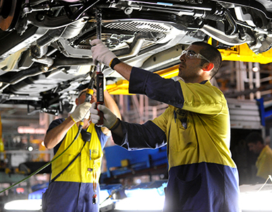Ford factory closure Broadmeadows