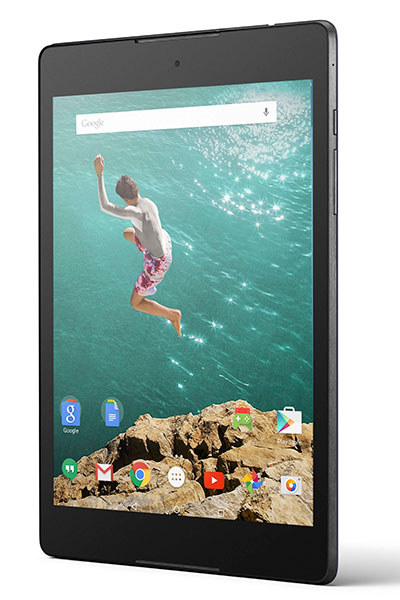 Google's 8.9-inch Nexus 9.