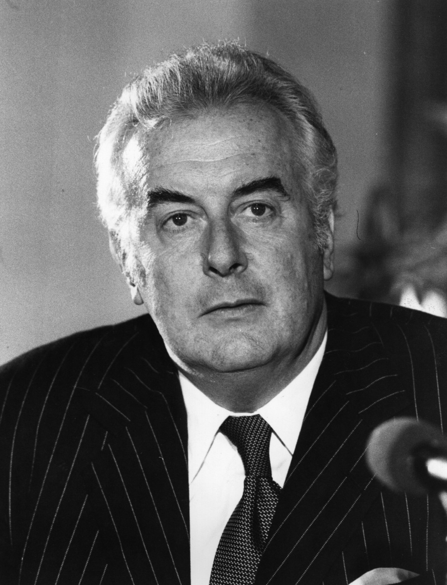 gough whitlam medicare Making medicare is a  making medicare: the politics of universal health care in  the medibank proposal advocated by gough whitlam was not popular when it.