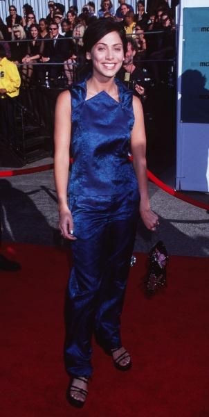 natalie imbruglia blue outfit
