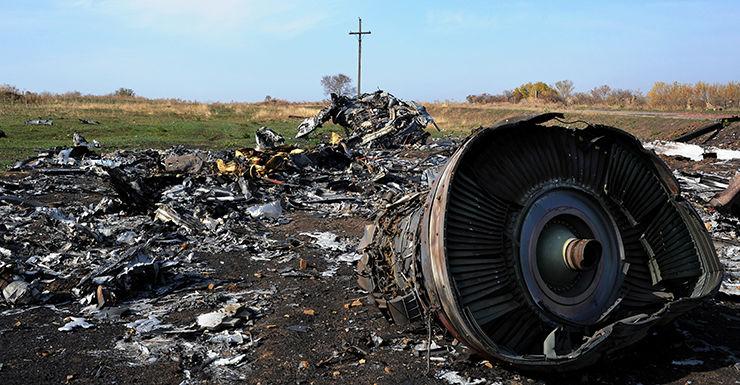 MH17 Russians attack