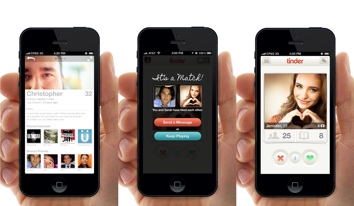 Download Tinder for iPhone