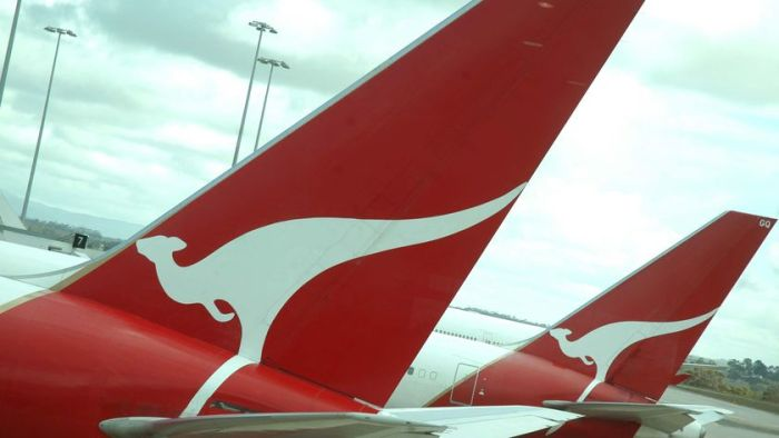 "Qantas calls the reshuffle an ""accelerated transformation program""."