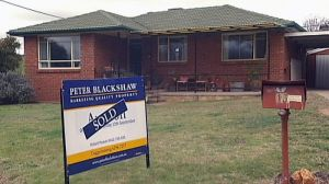 Houses in Canberra must be clearly sold as a former Mr Fluffy loose-fill asbestos site.
