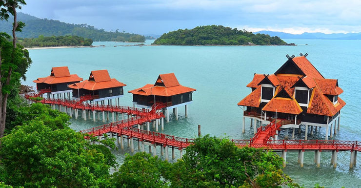 Ten Sensational Overwater Bungalows The New Daily