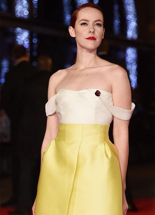 Jena Malone Hunger Games UK premiere