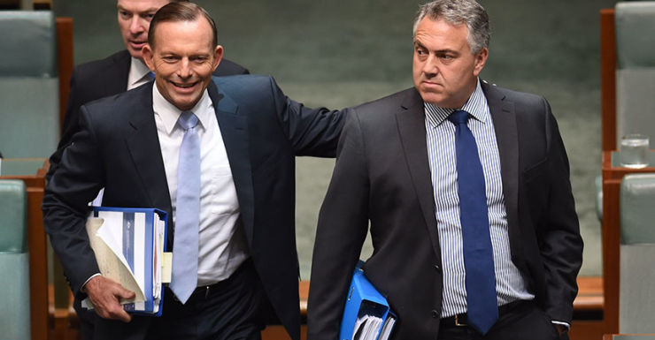 Joe-Hocket-Tony-Abbott-parliament