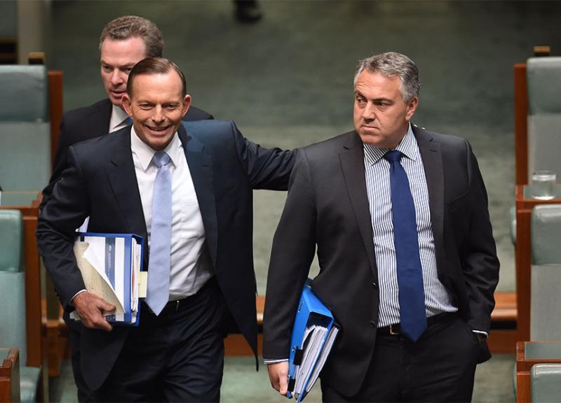 Joe-Hocket-Tony-Abbott-parliament