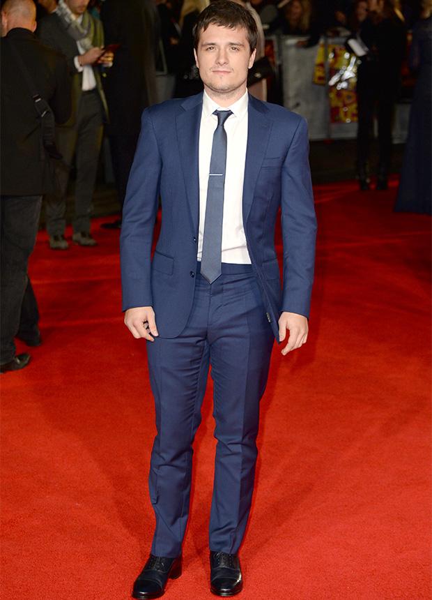 Josh Hutcherson Hunger Games Mockingjay