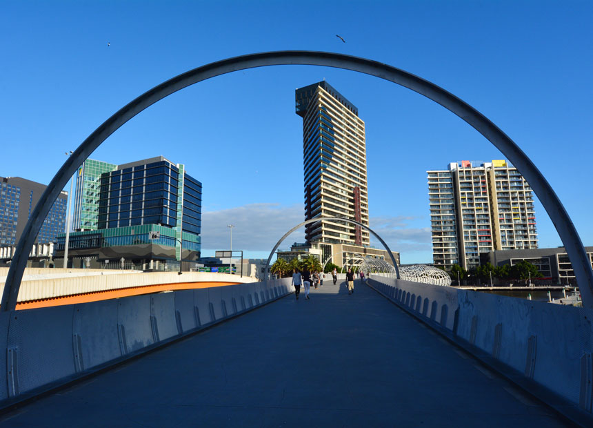 Melbourne Docklands apartments property investment