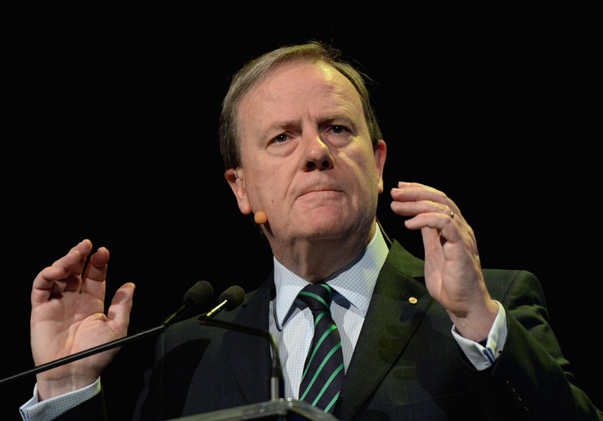 Peter Costello future fund
