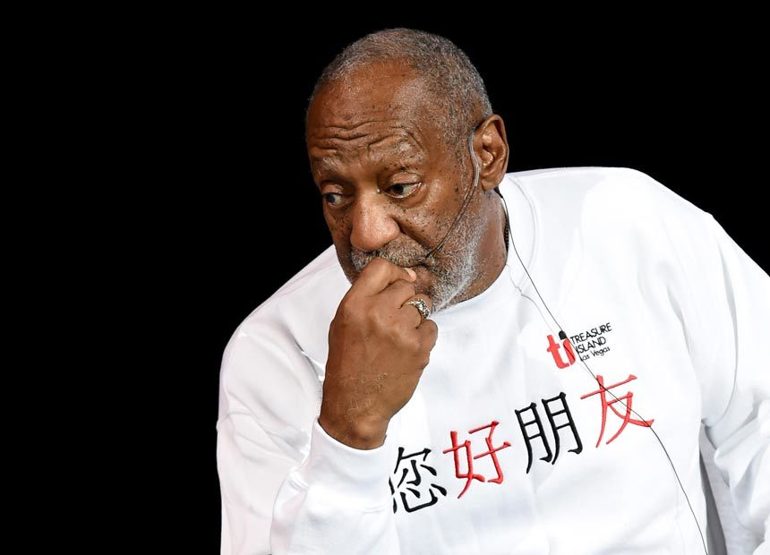 After a flurry of rape accusations, Bill Cosby to stand trial.