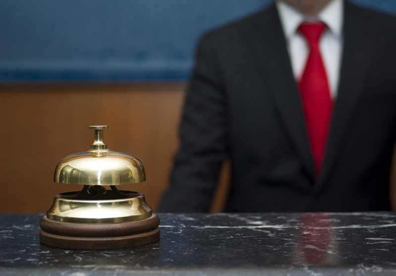 The worst thing about Airbnb? You can't call concierge.