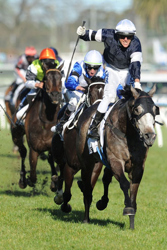Fawkner, with Nicholas Hall on board, will be leading the local hopes. Photo: Getty