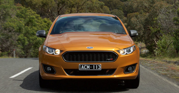 Ford Falcon Xr8 Review The Muscle Car Returns The New Daily