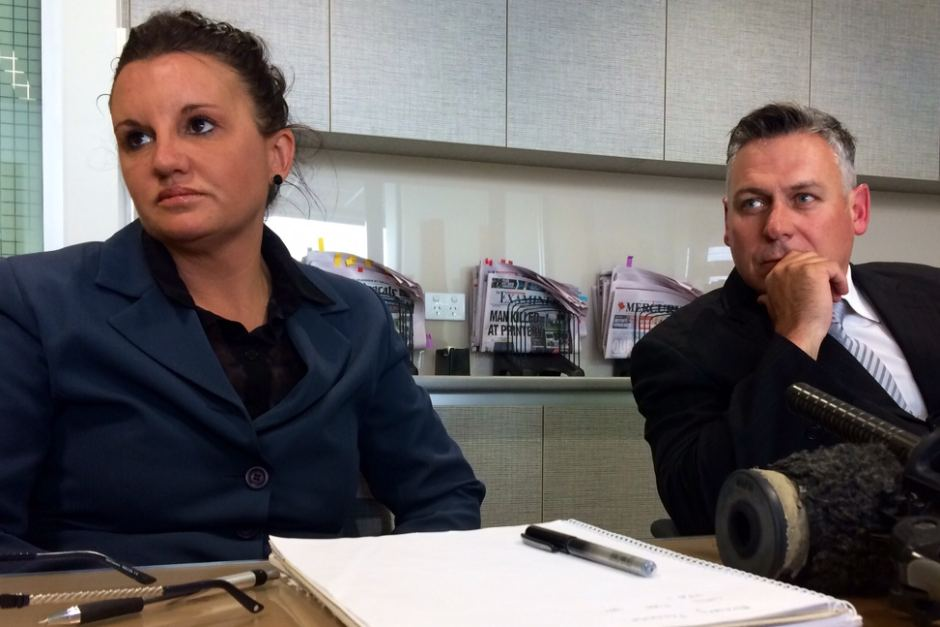Jacqui Lambie said she was not aware Rob Messenger was still a member of the PUP.