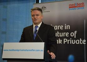 Medibank Private float