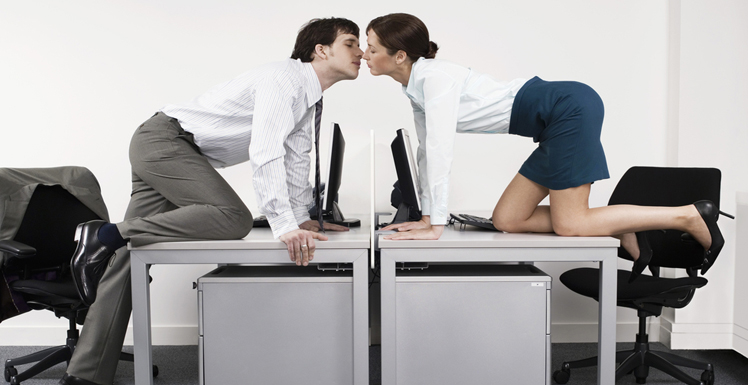 Love in the workplace taboo no longer I The New Daily