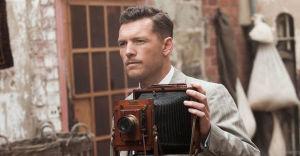 Sam Worthington in new drama Deadline Gallipoli.
