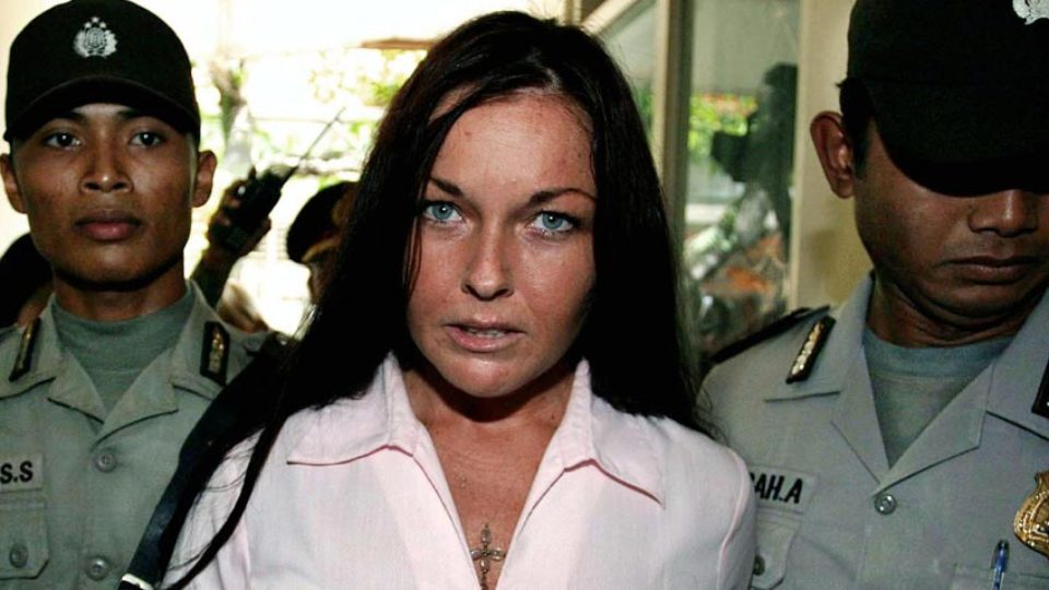 Drug convict Corby deported to Australia