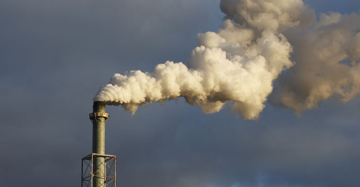 Greenhouse gas levels are at their highest point in 800,000 years.