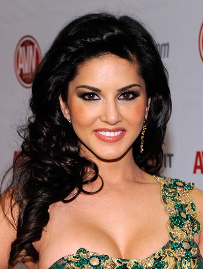 Canadian porn star Sunny Leone. Photo: Getty