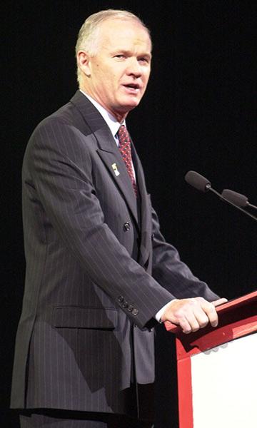 Wayne Goss Queensland Premier