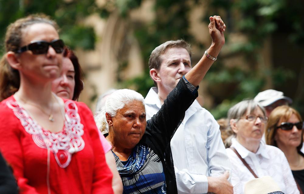 Gough Whitlam memorial service