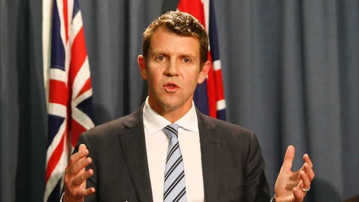 NSW Premier Mike Baird yesterday threw his in-principle support behind a referendum on constitutional recognition for Indigenous Australians.