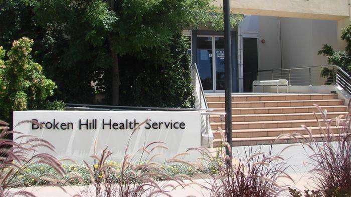 broken hill hospital