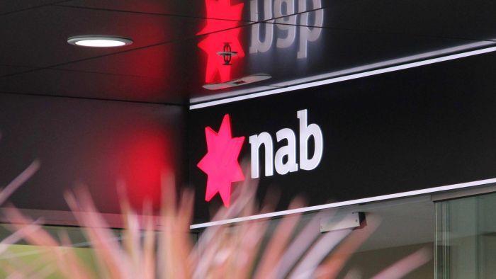 NAB signage