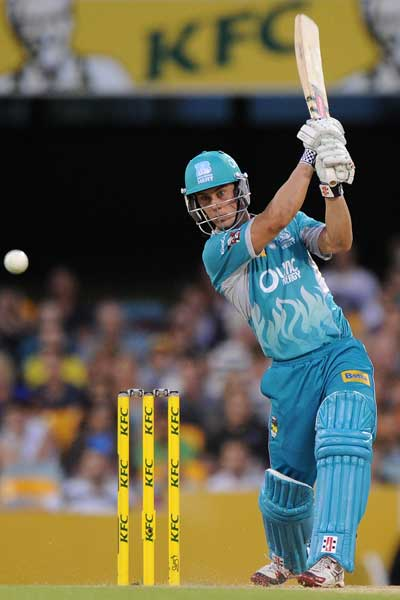 Chris Lynn is a key man for Brisbane. Photo: Getty