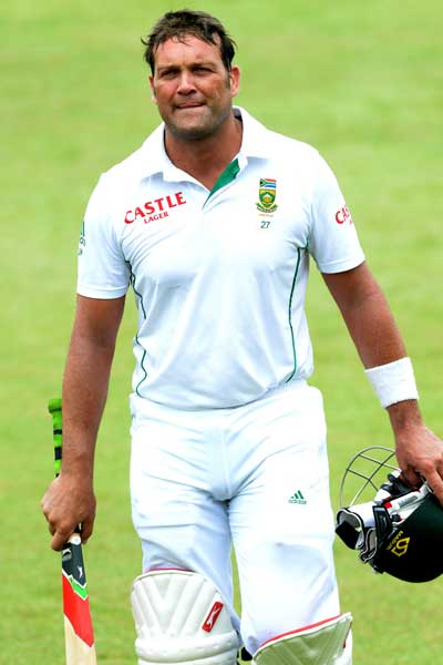 South African great Jacques Kallis. Photo: Getty