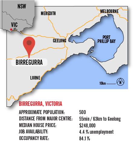 Map Birregurra BIG-01