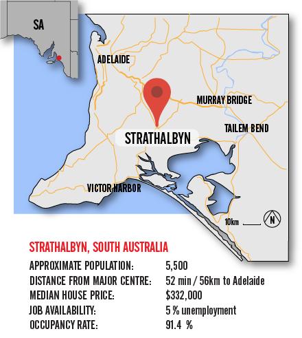 Map Strathalbyn BIG-01
