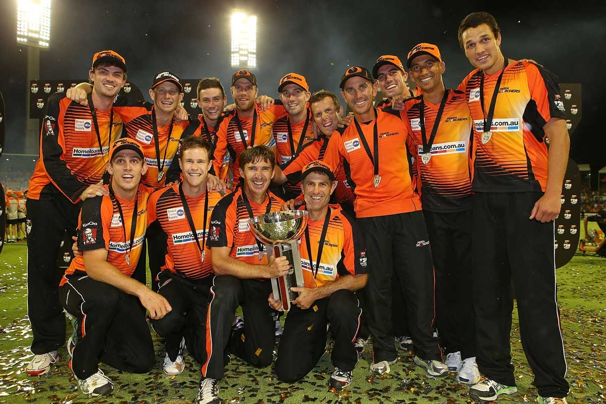 perth scorchers - photo #7