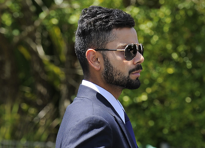 Virat Kohli India Test squad Australia