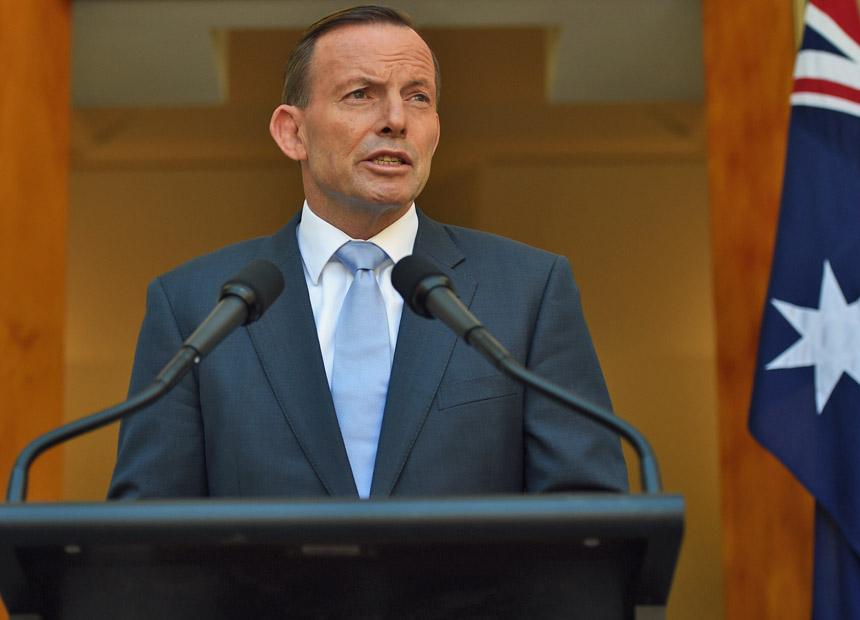 AAP Tony Abbott